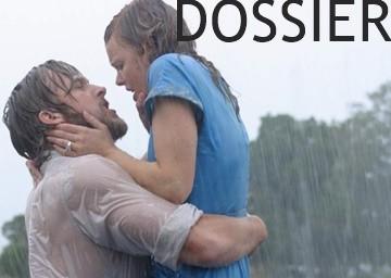 7 beaux baisers vus dans les films d'amour.