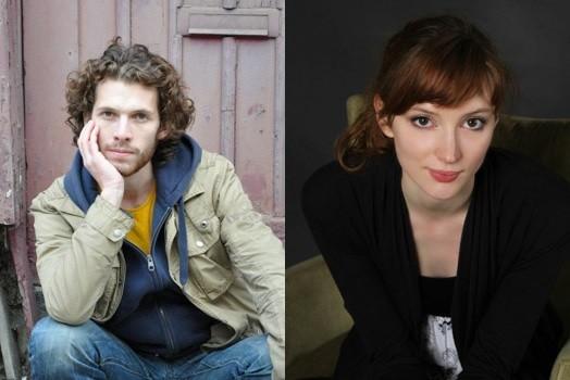 Simon Dusart (Valentin) et Julie Prayez (Lila)