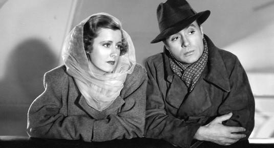 Irène Dunne et Charles Boyer.