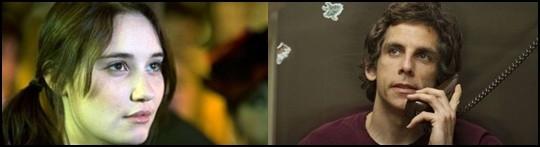 """Déborah François et Ben Stiller, à l'affiche de """"London nights"""" et """"Greenberg""""..."""
