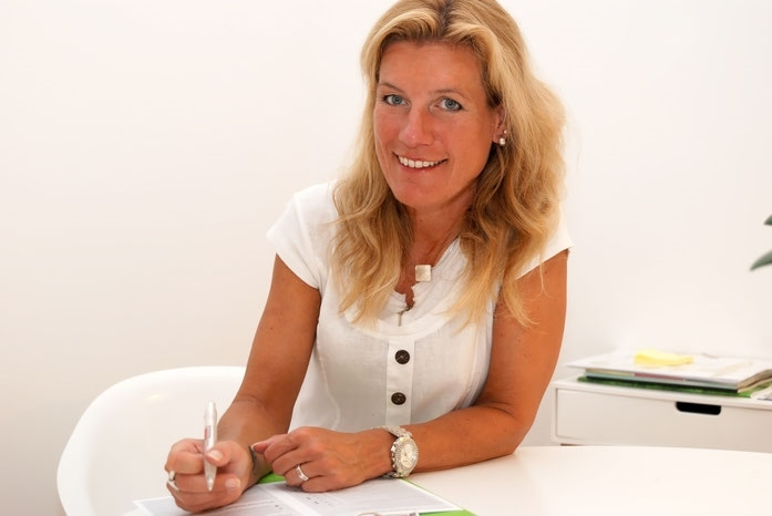 Barbara Schindler, Ernährungstrainerin. Bild: Holzinger/Mediaclub