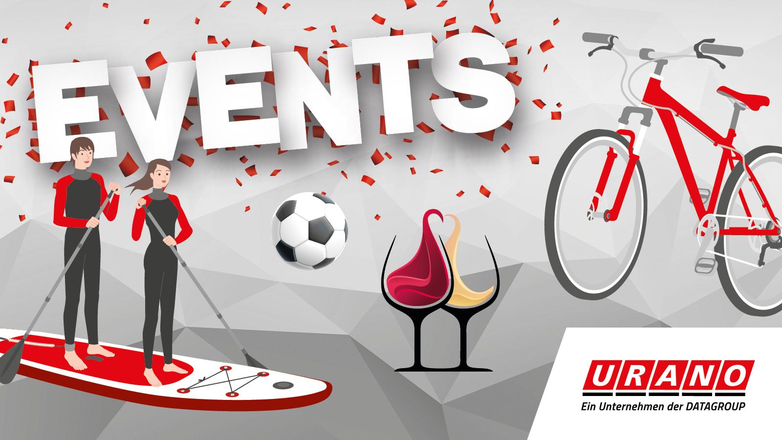 Austausch, Vernetzung und Spaß: URANO organisiert monatliche Mitarbeiter-Events