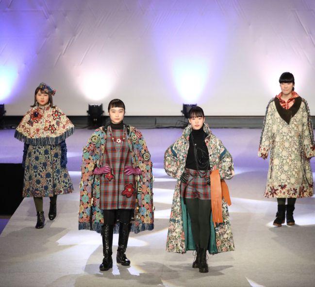 アンファッションカレッジ コレクション2019「Connect -つなぐ-」開催!