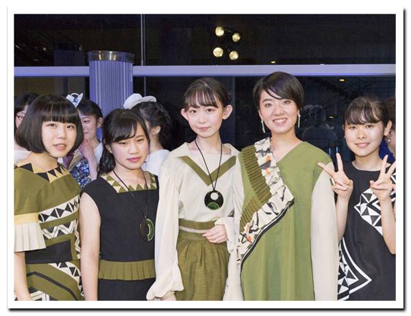 セラミックコレクション ファッションショー
