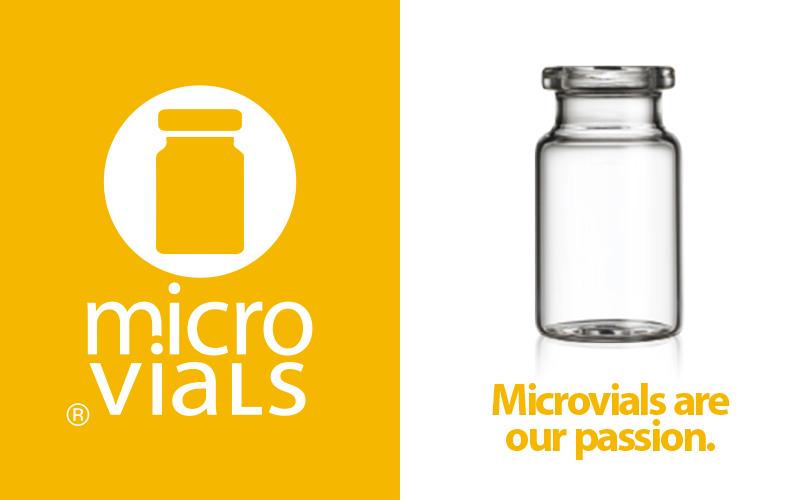 MicroVials Markenentwicklung