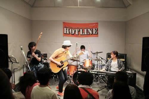 2016.8.7.sun. 島村楽器イオンモール大高店 『HOTLINE 2016』