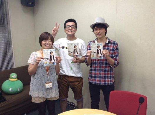 2014.7.18.fri. Pitch FM 83.8 『Pitch Beat Street 838』