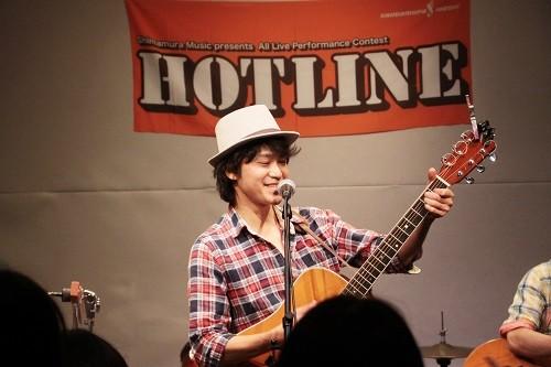 2014.8.3.sun. 島村楽器イオンモール大高店 『HOTLINE2014 vol.7』