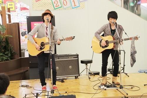 『アコパラ2015大高店予選』@イオンモール大高 2015.4.12.sun.