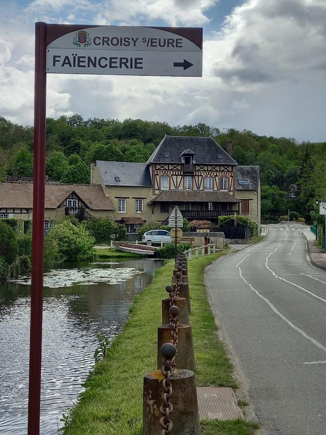 La Faïencerie 27120 Croisy sur Eure