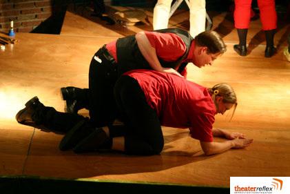 Impromatch TheaterReflex in der KHG Aachen
