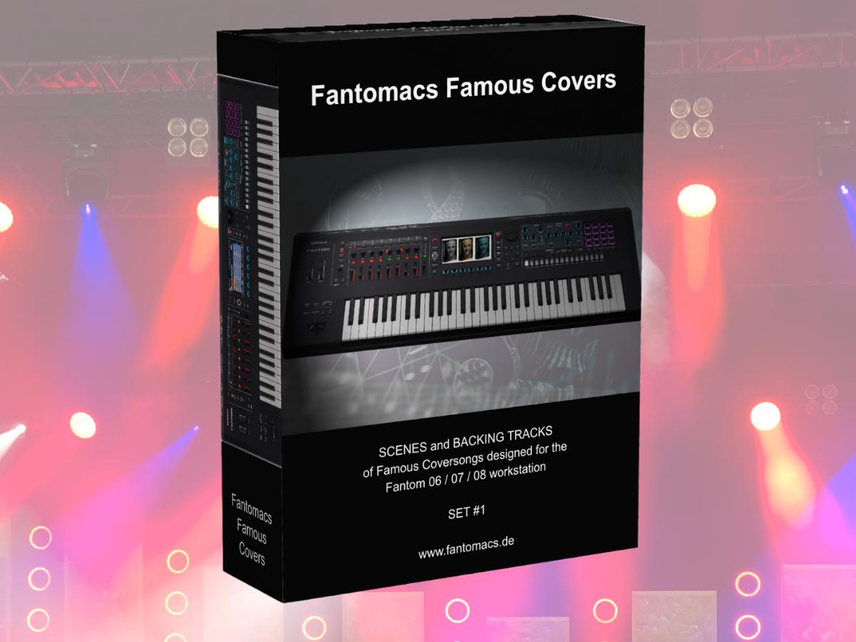 Fantomacs Famous Covers (FFC)