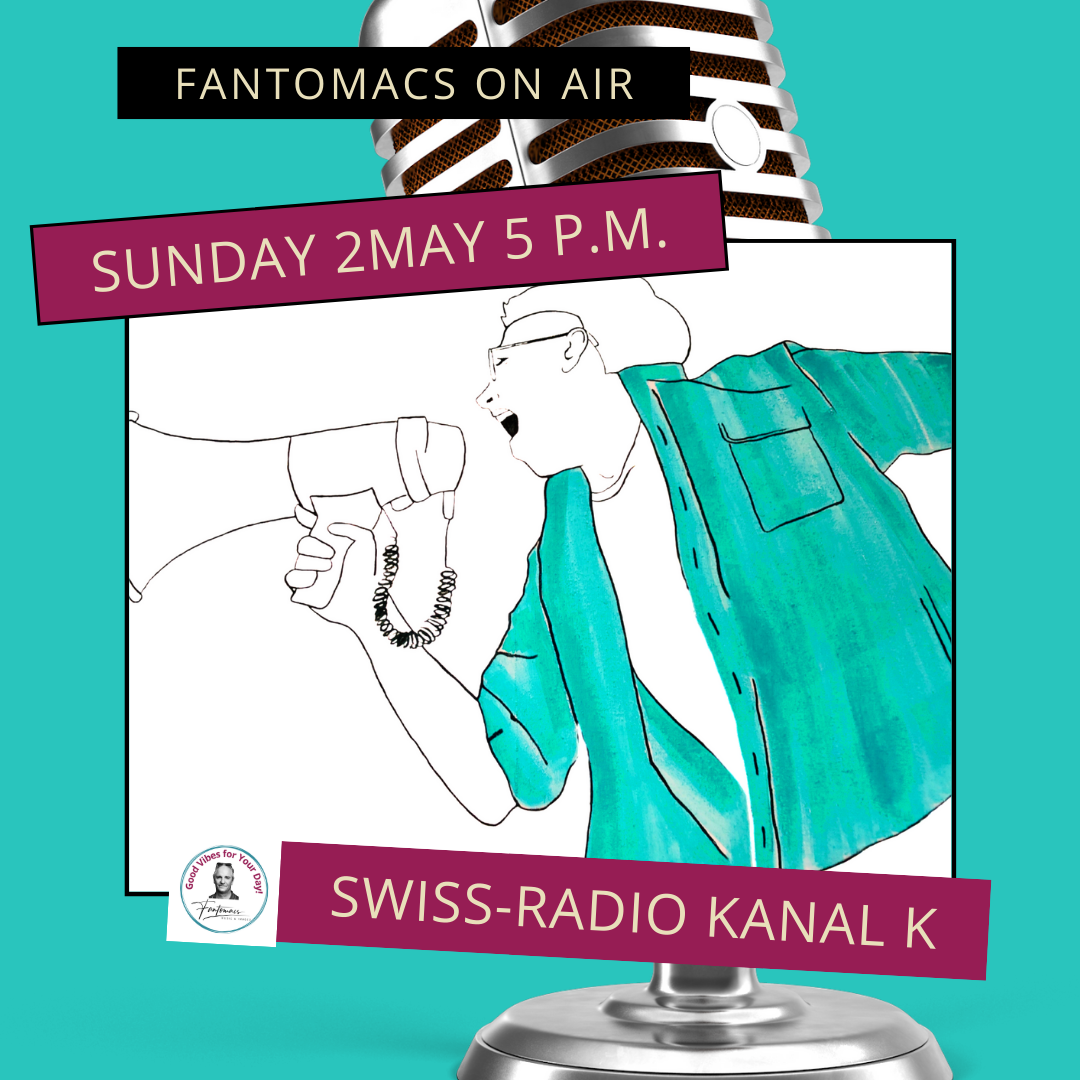 "Fantomacs ""On Air"" in Swiss Radio"