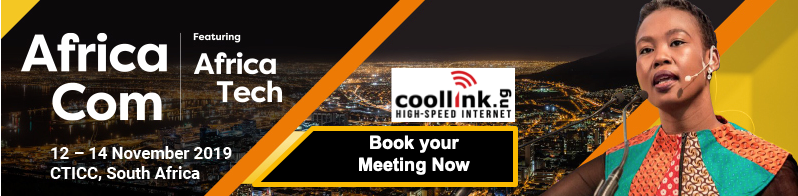 Meet Coollink.ng at AfricaCom 2019