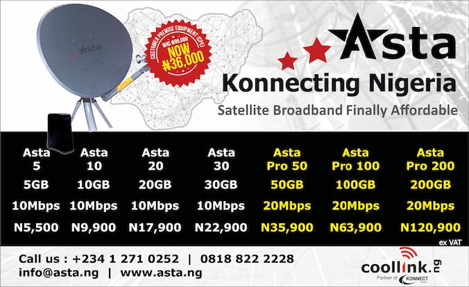 Blog - Coollink ng - ISP Nigeria WiFi, Ka-band, IT, Satellite Vsat