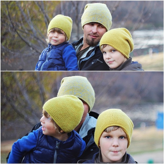 knitted hats for boys