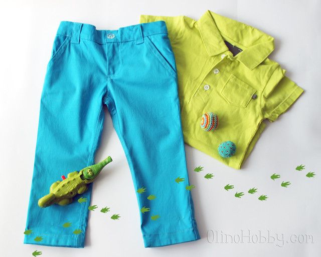Skinny pants for my youngest son
