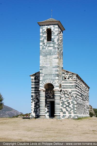 Eglise St Michel de Murato