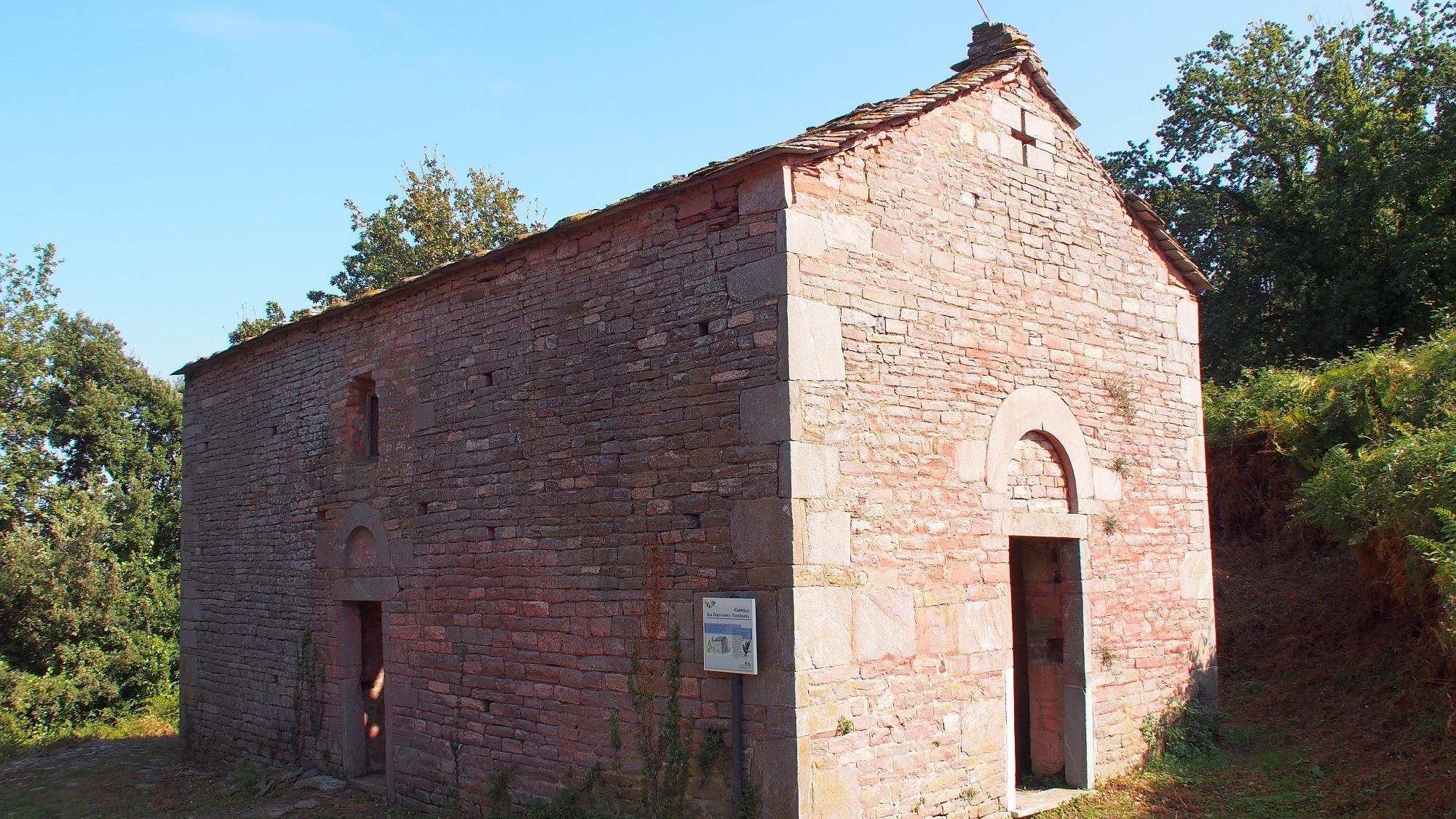 San Giovani Evangelista à Sorbo Ocagnano