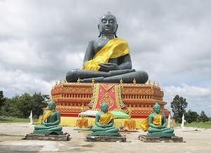 Nachbildung des Emerald Buddha