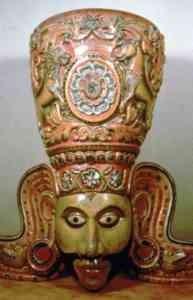 Darstellung aus Sri Lanka