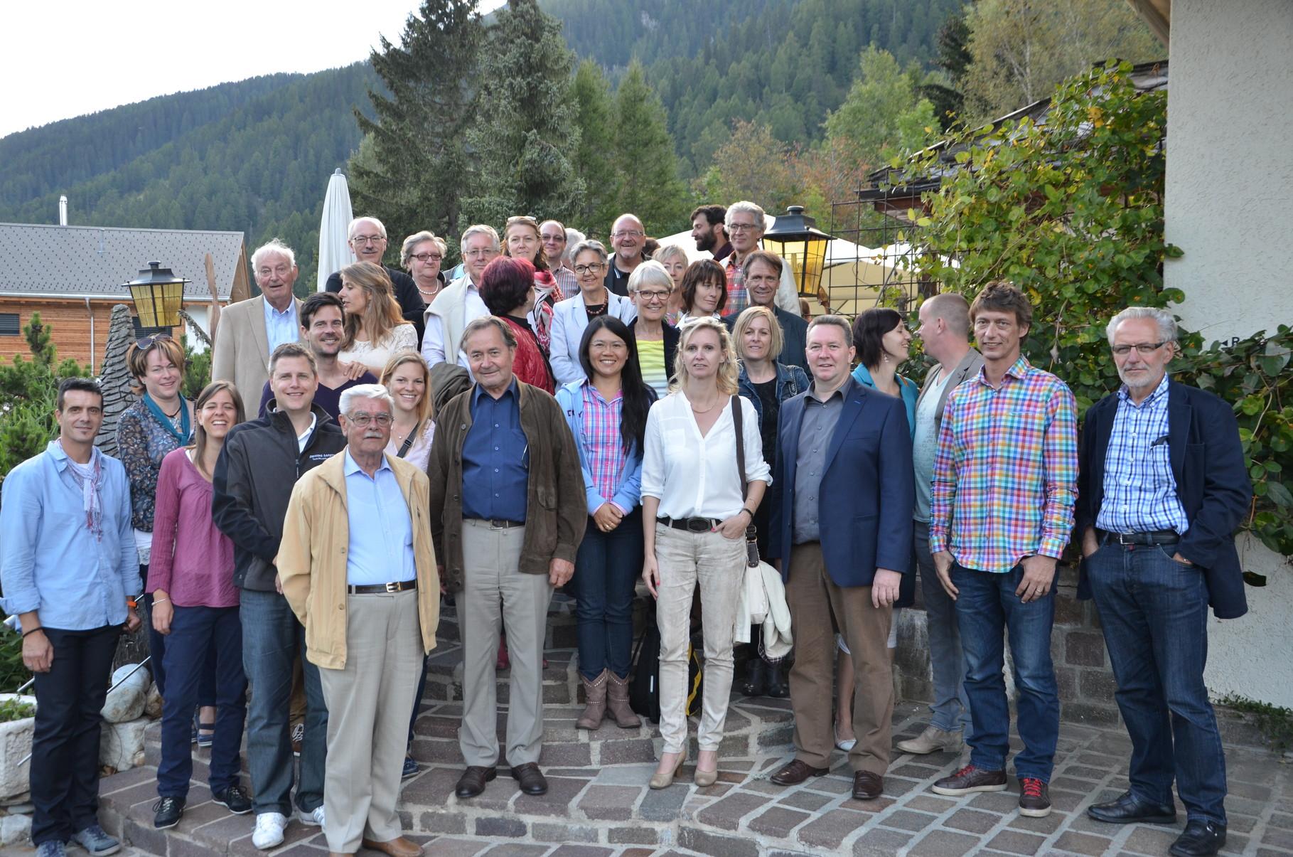 Jubiläumsgesellschaft zum Jubiläum 50 Jahre OVB, 6. September 2014