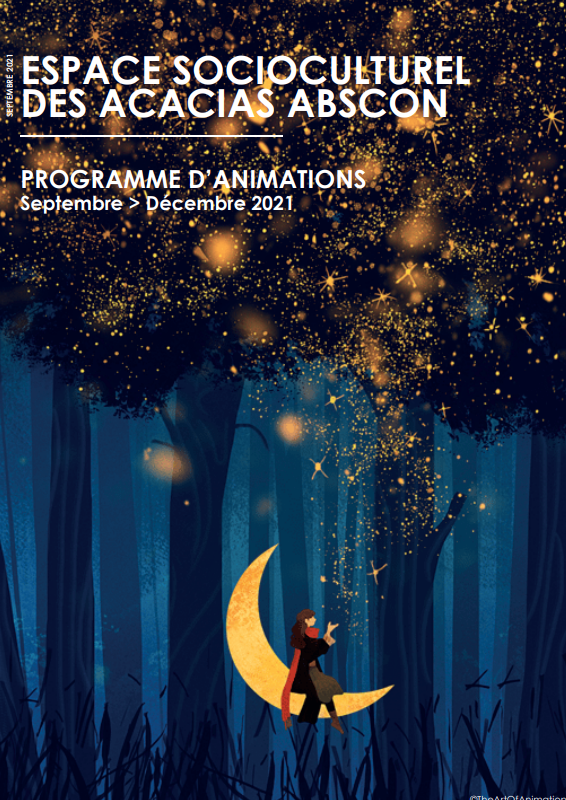 programme d'animations - espace socioculturel des acacias