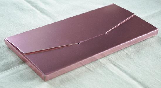 Geschenkschachtel Farbe rosa