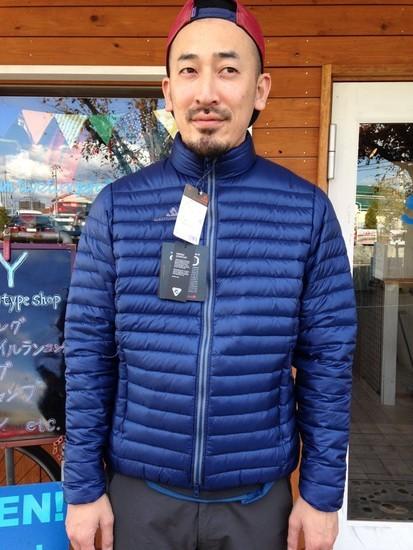 Westcomb(ウエストコム) Chilko Sweater