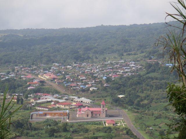 Village de Moka