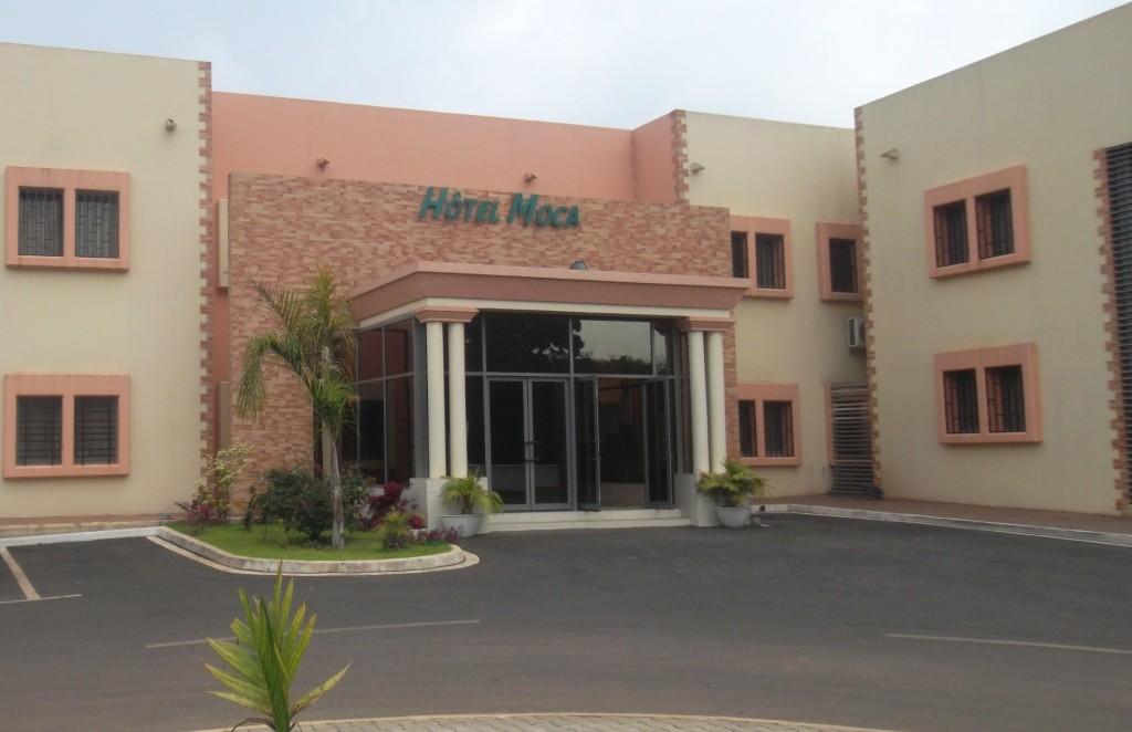 Hotel à Moka