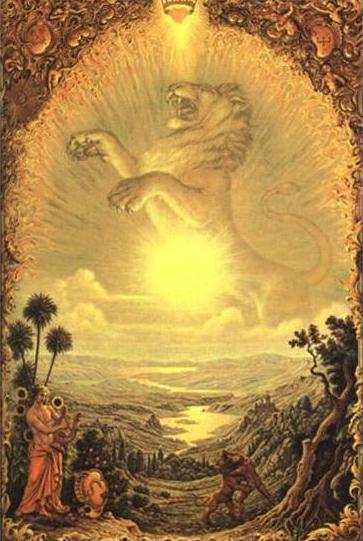 Bild: Johfra (Der Löwe-Archetyp)