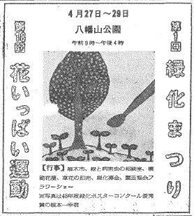 「広報ひらつか」バックナンバー 第271(1974年4月15日)号