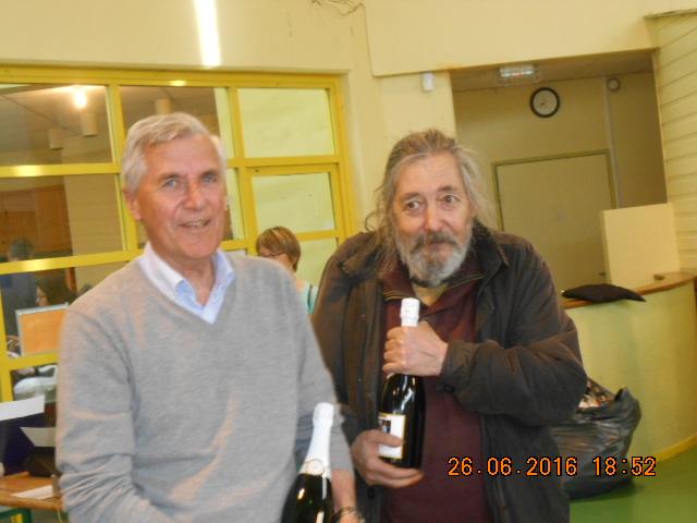 Jacques et Bernard