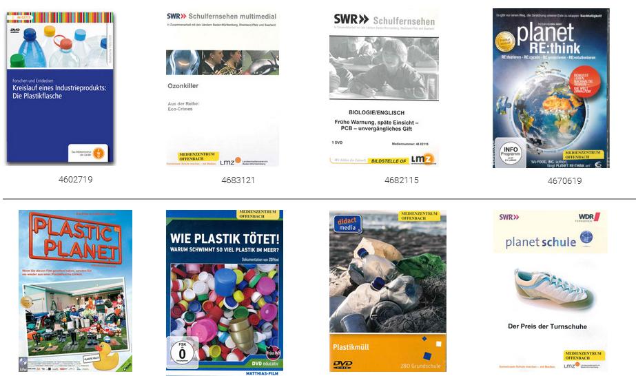 Medienauswahl Mai 2021: Plastikmüll