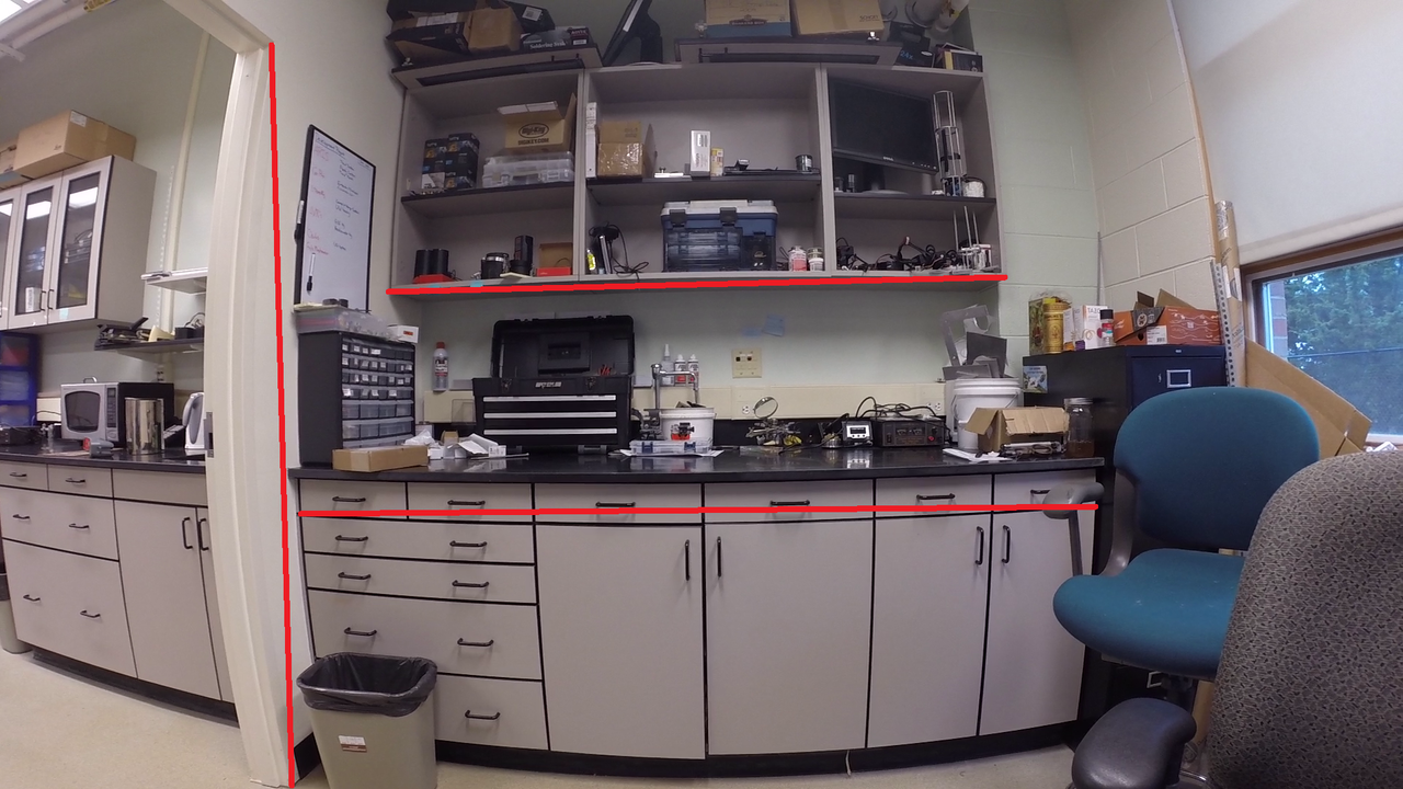 GoPro Lens Calibration and Distortion Removal - The Eminent