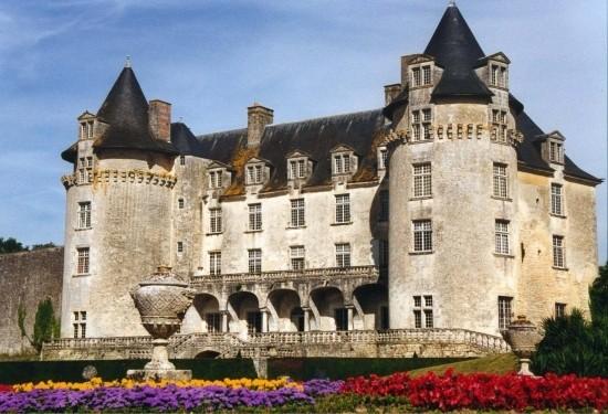 Château La Roche-courbon