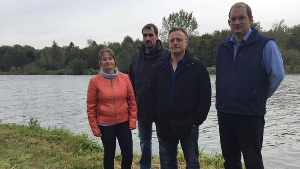 """Interessengemeinschaft """"Ja zu Hochwasserschutz – kein Flutpolder in Leipheim"""""""