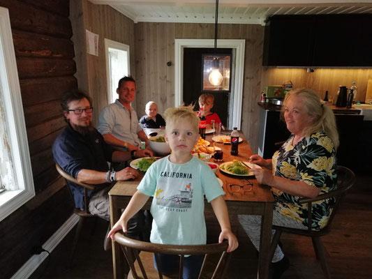 Besuch bei Torben in der Hedmark