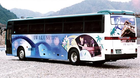 観光バス-夏号