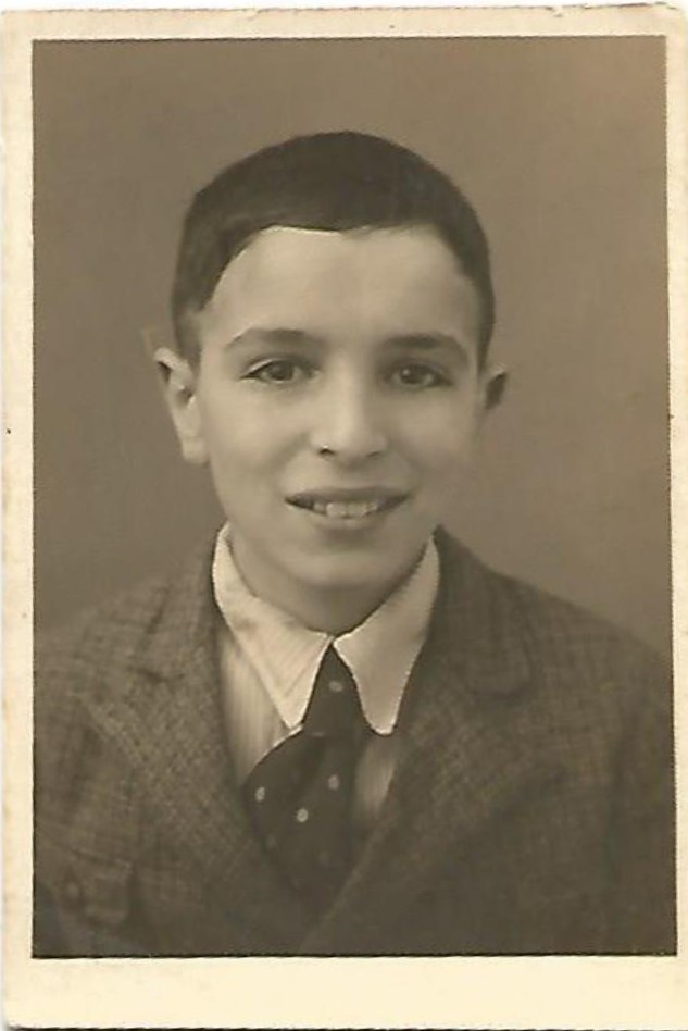 Felix in the late 1930s