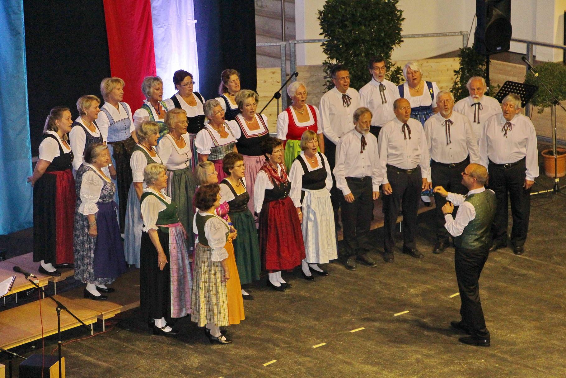 Singvereinigung Miesbach ...
