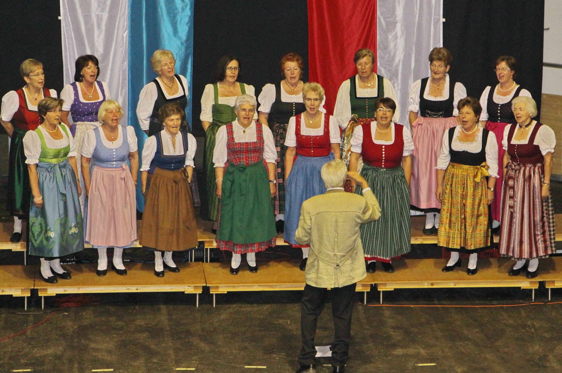 Singkreis Schliersee ...