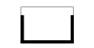 Staffieri Cheminee Türvariante Classic Line mit sichbarem Standard Rahmen P3 Dreiseitig
