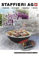 Staffieri Cheminee Feuerschale Grill