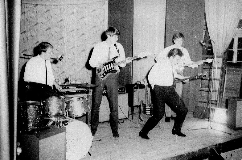 The German Beats 1964