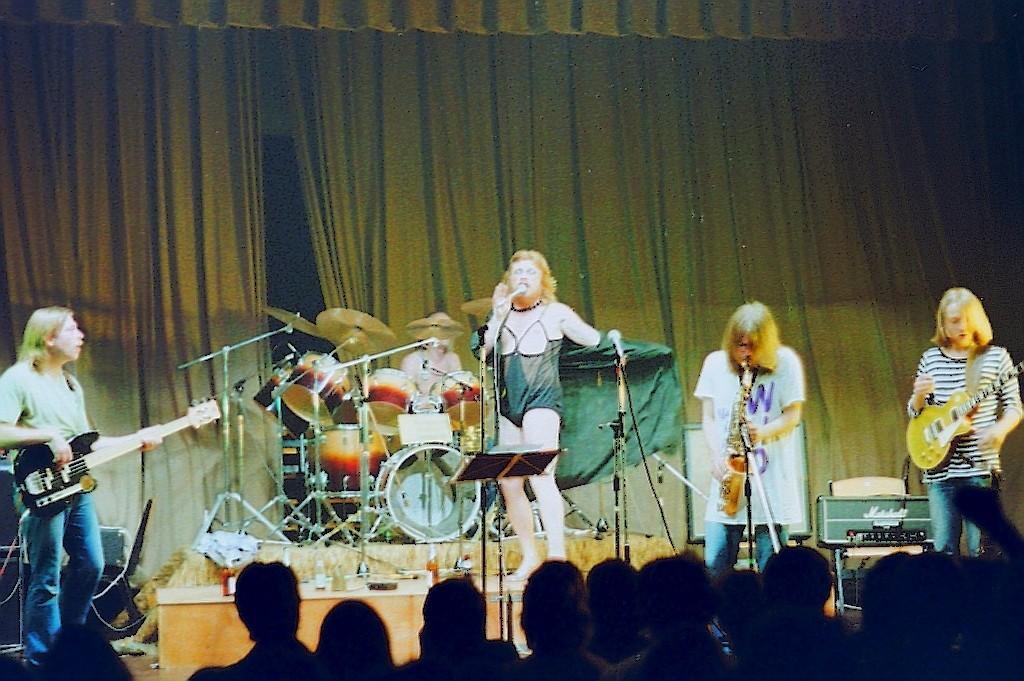 Liveauftritt ca. 1981