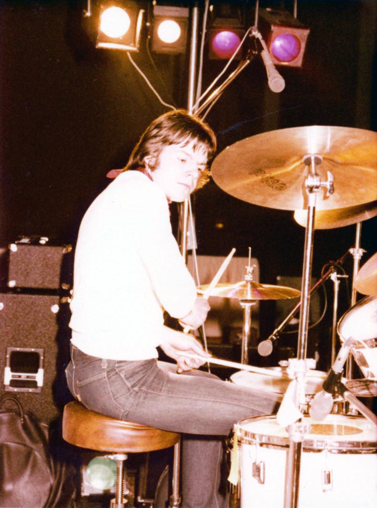 Clemens, der Buster Keaton unter den Drummern