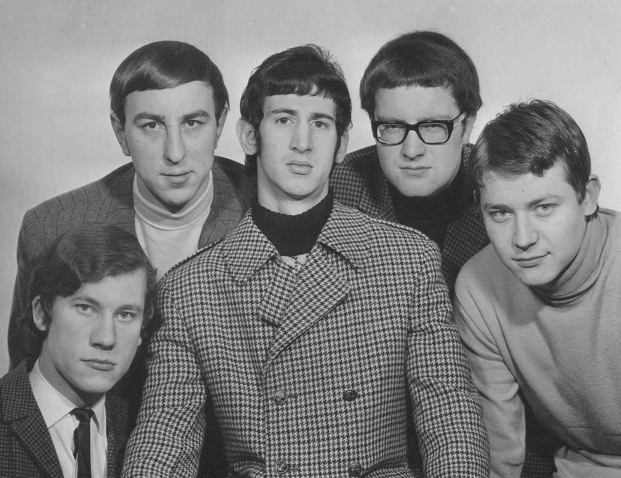 United Sounds Ltd. v.l. Rudi, Niko, Scott, Alfred, Harri 1966