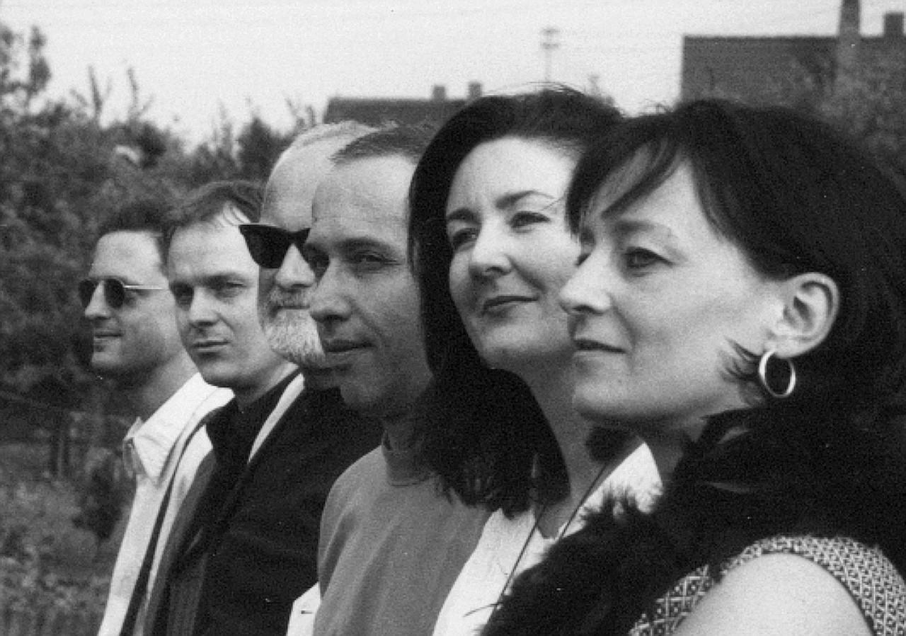 Alex, Fid, Manfred, Jens, Bernie, Doris